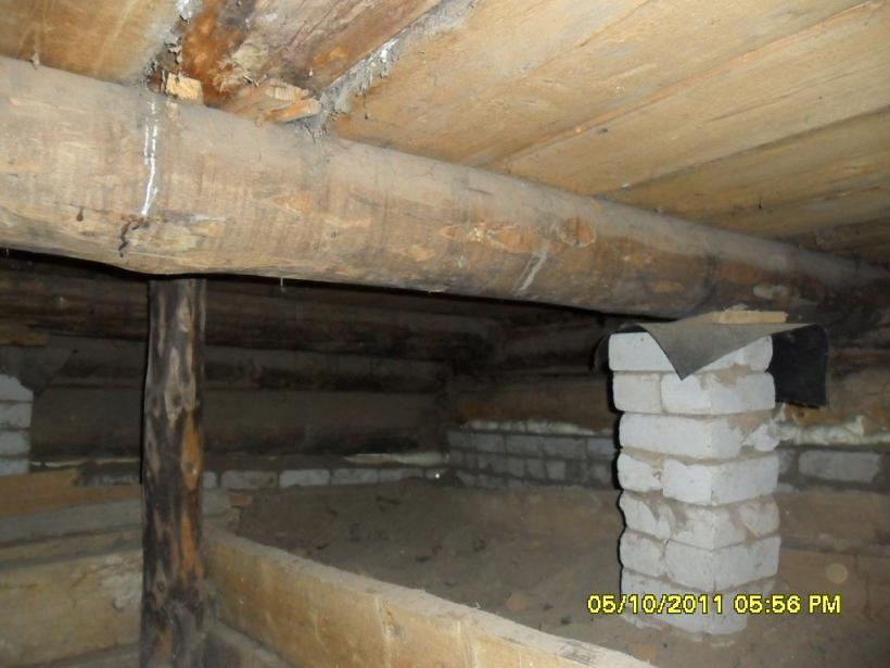 Как поменять полы в деревянном доме своими руками