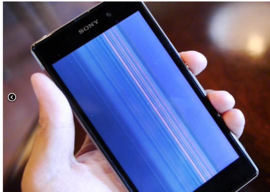Как сделать фото экрана на xperia z