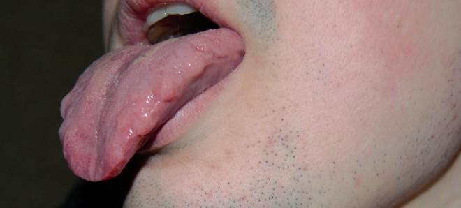 Клитор и язык секс видео мне