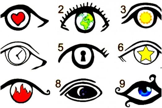 Картинки, психологические тесты в картинках онлайн